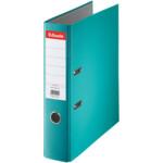 Папка-регистратор Esselte ECO А4 75мм бирюзовый (11282)