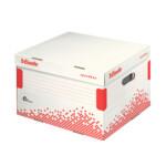 Архивный контейнер Esselte Standard белый (128900)