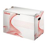 Архивный контейнер Esselte Standard белый (128910)
