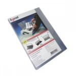 Обложки пластиковые Agent, прозрач, бесцв, А4, 150 мкн, 25 шт (1510580)