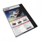 Обложки картонные Agent, под кожу, черные, А4, 230 г/м2, 100 шт (1521172)