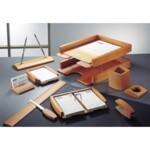 Набор настольный деревянный Bestar, 10 предметов, темная вишня (0293DDV)
