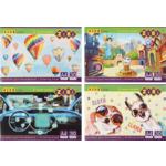 Альбом для рисования ZiBi Kids Line на 30 листов А4 120 г/м2 (ZB.1425)
