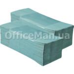 Бумажные полотенца Z-образные BuroClean, 160 шт, зеленый (10100102)
