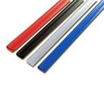 Планки-зажими Agent, 6 мм, бел, 100 шт