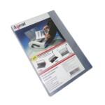 Обложки пластиковые Agent, прозрач, бесцв, А4, 150 мкн, 100 шт (1510182)