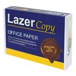 Офисная бумага LazerCopy А4, 80 г/м2, 500 л
