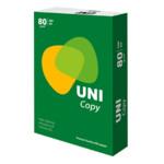 Офисная бумага Uni Copy А4, 80 г/м2, 500 л