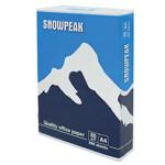 Офисная бумага SnowPeak А4, 80 г/м2, 500 л