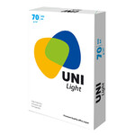 Офисная бумага Uni Light А4, 70 г/м2, 500 л