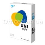 Офисная бумага Uni Light А3, 70 г/м2, 500 л