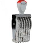 Нумератор ленточный Trodat 15126, 6-ти разрядный, 12 мм