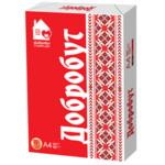 Офисная бумага Добробут А4, 80 г/м2, 500 л