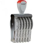 Нумератор ленточный Trodat 15156, 6-ти разрядный, 15 мм