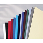 Обложки картон ProfiOffice, под кожу, черн, А4, 270 г, 100 шт