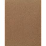 Обложки картонные Agent, под кожу, коричневые, А4, 230 г/м2, 100 шт (1521182)
