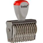 Нумератор ленточный Trodat 15312, 12-ти разрядный, 3 мм