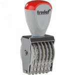 Нумератор ленточный Trodat 1536, 6-ти разрядный, 3 мм