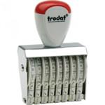 Нумератор ленточный Trodat 1538, 8-ми разрядный, 3 мм