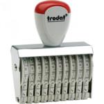 Нумератор ленточный Trodat 15410, 10-ти разрядный, 4 мм