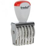 Нумератор ленточный Trodat 1546, 6-ти разрядный, 4 мм