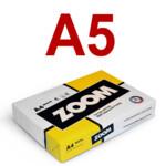 Офисная бумага Zoom А5, 80 г/м2, 500 л