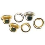 Заклепки Agent, 5,5 мм, золотые, 1000 шт (2310155)