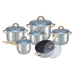 Набор посуды Krauff Goldig 26-189-036, 12 предметов