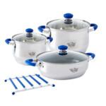 Набор посуды Krauff Royalblau 26-242-010, 7 предметов