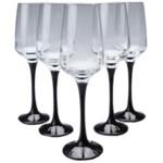 Набор бокалов для шампанского Gurallar Art Craft LAL 31-146-207 230 мл 6 шт