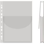 Файл для документов с клапаном Donau, А4, глянцевый, 170 мкн, 12 шт (1775001PL-00)