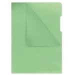 Папка-уголок Donau, А4, зеленый (1784095PL-06)