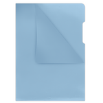 Папка-уголок Donau, А4, синий (1784095PL-10)