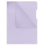 Папка-уголок Donau, А4, фиолетовый (1784095PL-23)