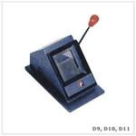 Высечка под визитку D-011, 54 x 86 мм