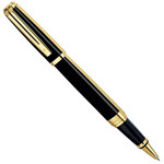 Ручка-роллер Waterman Exception Night/Day Gold GT RB 41 025