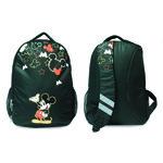 Рюкзак школьный Olli OL-3911-00 Mickey Mouse 45х39х15см полиэстер черный монохром