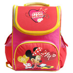 Рюкзак школьный Olli OL-3314-1Mi Minnie Mouse красный/розовый