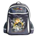 Рюкзак школьный Olli OL-4414-1 Hit The Track серый
