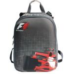 Рюкзак школьный Olli OL-4714-1 Formula 1 серый