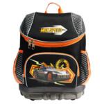 Рюкзак школьный Olli OL-4914-1 Max Speed черный/оранжевый