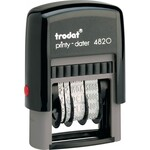 Датер Trodat Printy 4820, цифр, 4 мм