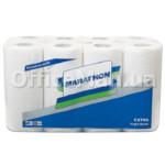 Бумажные полотенца Marathon, 2 слоя, 8рул., белые