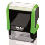 Самонаборный штамп 3-х строчный Trodat Printy 4911, укр, зеленый