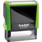 Оснастка для штампа Trodat 4912, 47х18 мм, пластик, зеленый