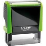 Оснастка для штампа Trodat 4913, 58х22 мм, пластик, зеленый
