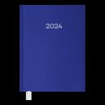 Ежедневник датированный 2021 Buromax Monochrome А5 336 с. Синий (BM.2160-02)