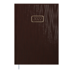 Ежедневник датированный 2021 Buromax Velvet A5 336 с. Бордовый (BM.2163-13)