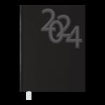 Ежедневник датированный 2022 Buromax OFFICEА5 черный 336 с (BM.2164-01)