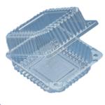 Набор одноразовых контейнеров 550 шт для пищевых продуктов 131х131 мм (20P-1 PS)
